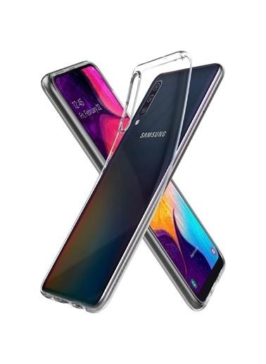 Spigen Galaxy A50/A50s/A30s Kılıf, Liquid Crystal Renkli